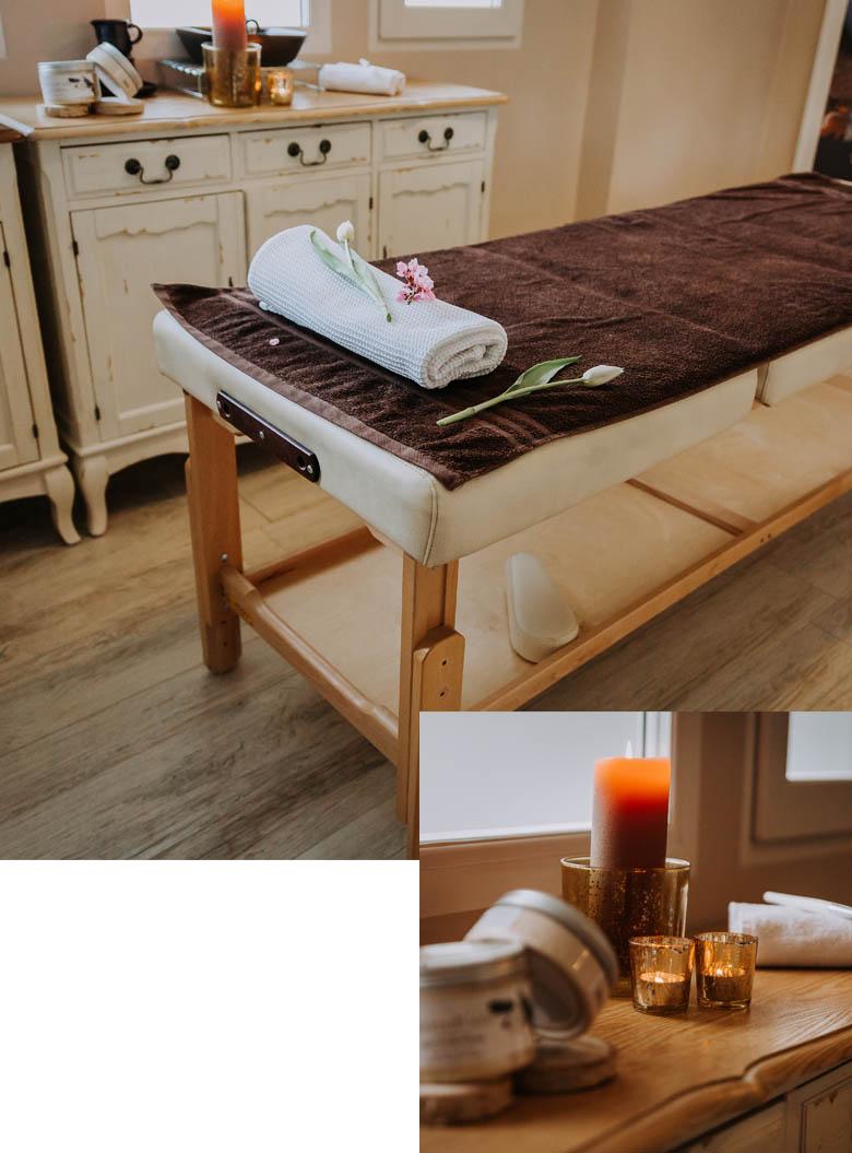 łóżko do masażu
