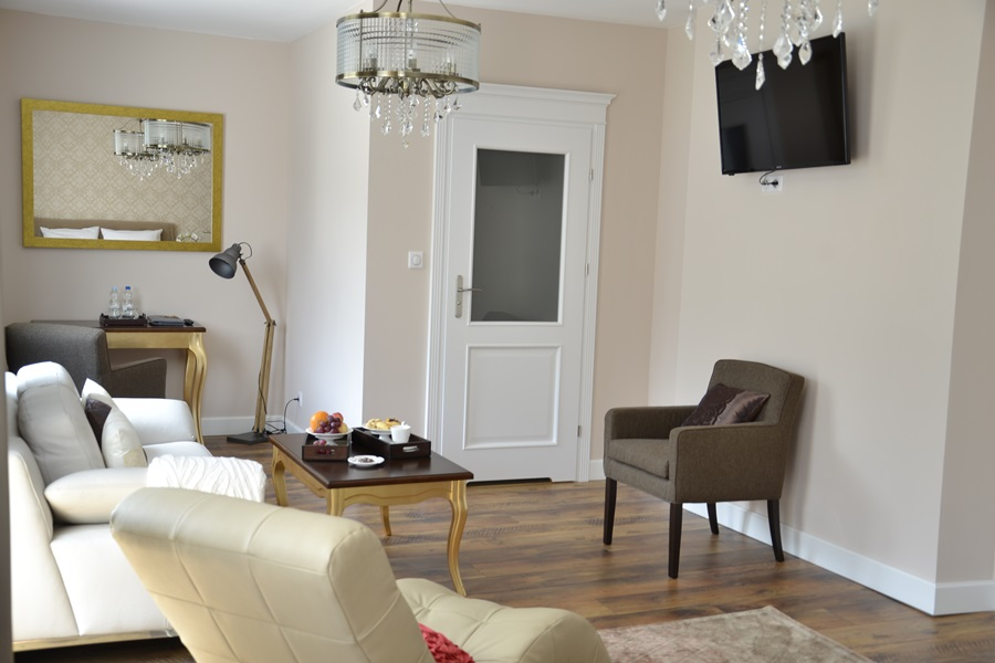 apartament z tarasem Wisła